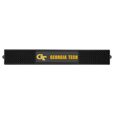 Georgia Tech Yellowjackets NCAA Drink Mat (3.25in x 24in)