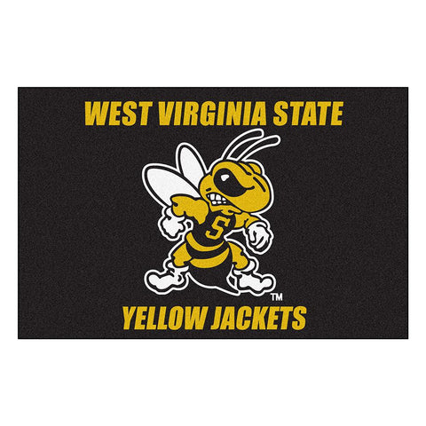 West Virginia State Yellow Jackets NCAA Starter Floor Mat (20x30)