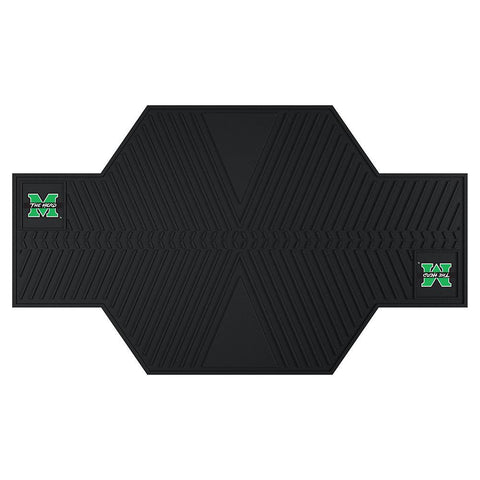 Marshall Thundering Herd NCAA Motorcycle Mat (82.5in L x 42in W)