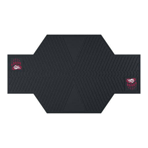 Montana Grizzlies NCAA Motorcycle Mat (82.5in L x 42in W)