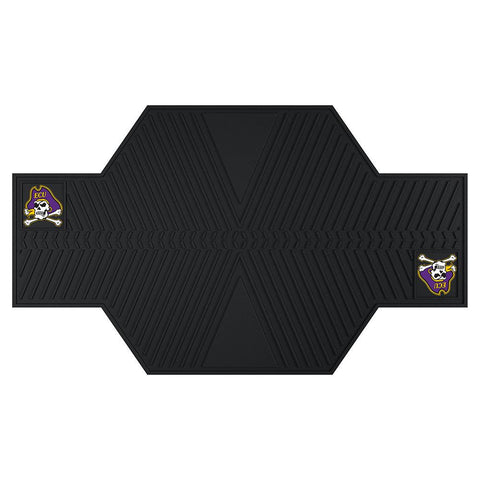 East Carolina Pirates NCAA Motorcycle Mat (82.5in L x 42in W)