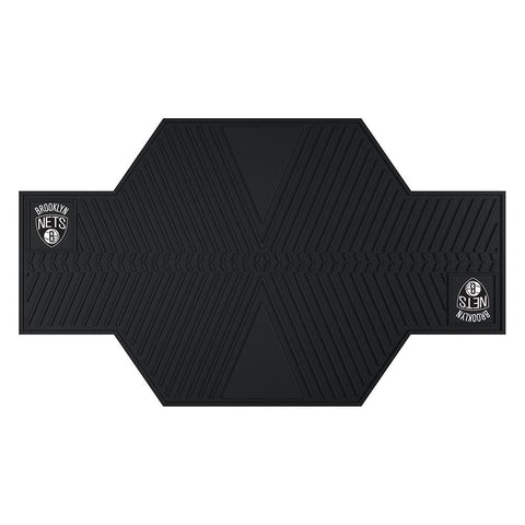 Brooklyn Nets NBA Motorcycle Mat (82.5in L x 42in W)