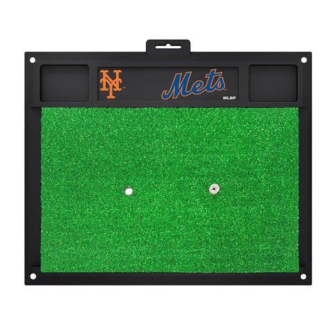 New York Mets MLB Golf Hitting Mat (20in L x 17in W)