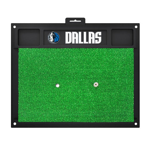 Dallas Mavericks NBA Golf Hitting Mat (20in L x 17in W)