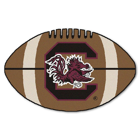 South Carolina Fighting Gamecocks NCAA Football Floor Mat (22x35)