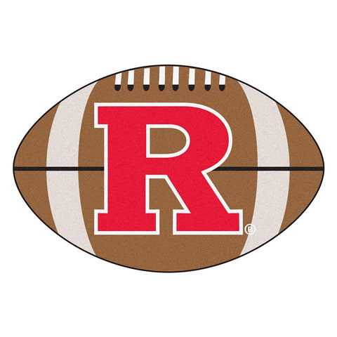 Rutgers Scarlet Knights NCAA Football Floor Mat (22x35)