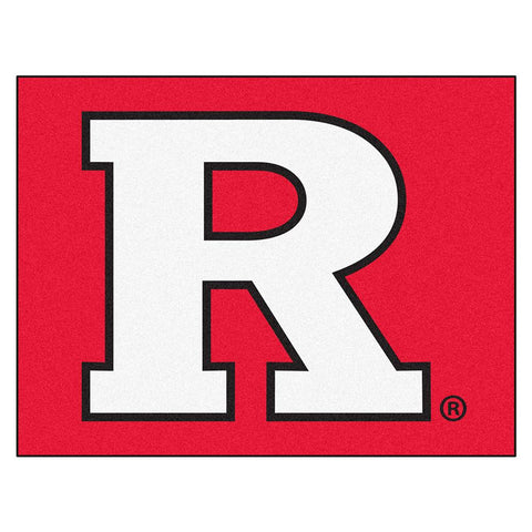 Rutgers Scarlet Knights NCAA All-Star Floor Mat (34x45)