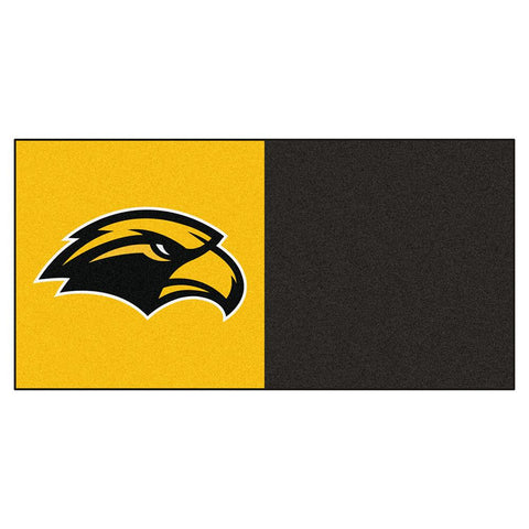Southern Mississippi Eagles NCAA Team Logo Carpet Tiles