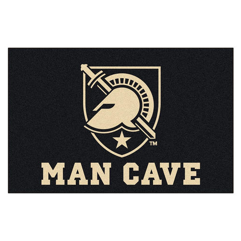 Army Black Knights NCAA Man Cave Starter Floor Mat (20in x 30in)