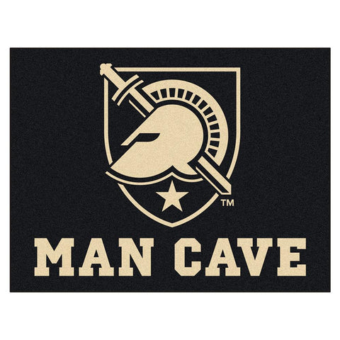 Army Black Knights NCAA Man Cave All-Star Floor Mat (34in x 45in)