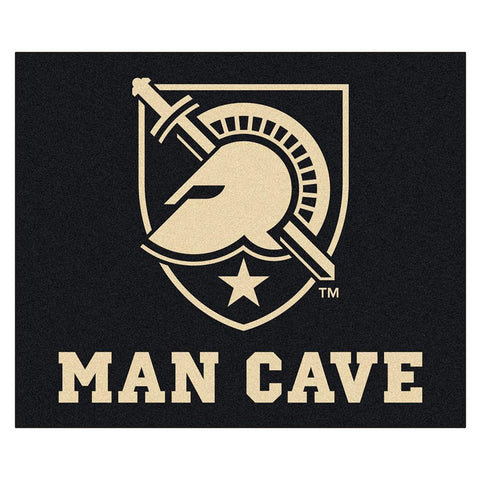 Army Black Knights NCAA Man Cave Tailgater Floor Mat (60in x 72in)