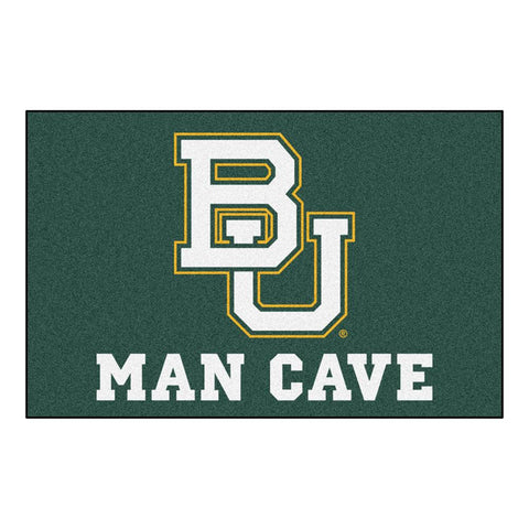 Baylor Bears NCAA Man Cave Starter Floor Mat (20in x 30in)