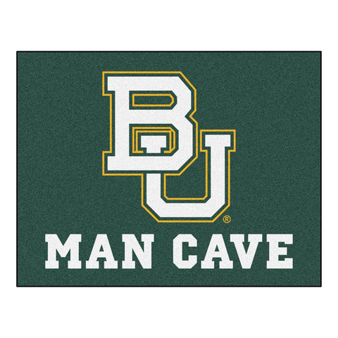 Baylor Bears NCAA Man Cave All-Star Floor Mat (34in x 45in)
