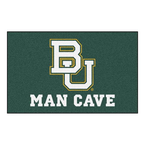 Baylor Bears NCAA Man Cave Ulti-Mat Floor Mat (60in x 96in)