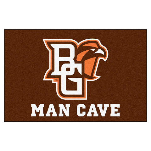 Bowling Green Falcons NCAA Man Cave Starter Floor Mat (20in x 30in)