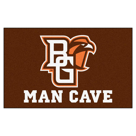 Bowling Green Falcons NCAA Man Cave Ulti-Mat Floor Mat (60in x 96in)