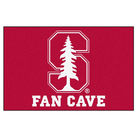 Stanford Cardinal NCAA Man Cave Starter Floor Mat (20in x 30in)