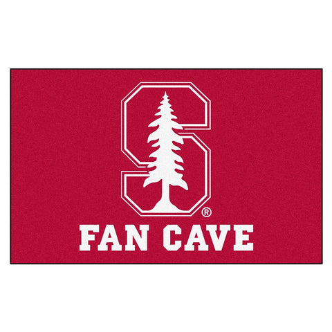 Stanford Cardinal NCAA Man Cave Ulti-Mat Floor Mat (60in x 96in)