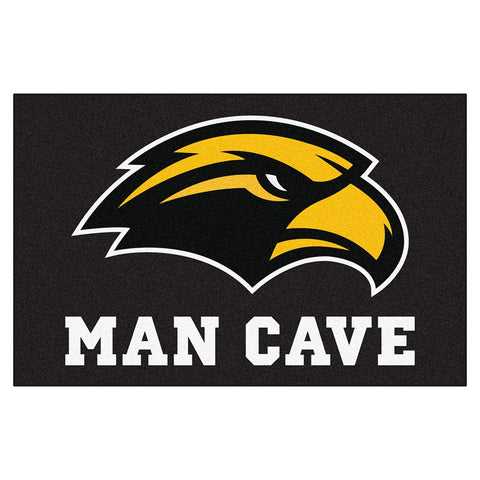Southern Mississippi Eagles NCAA Man Cave Starter Floor Mat (20in x 30in)
