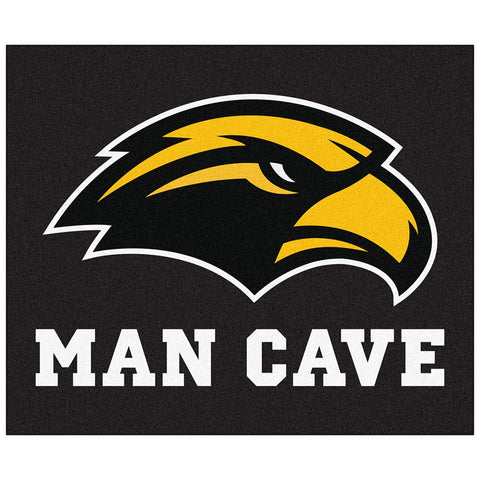 Southern Mississippi Eagles NCAA Man Cave Tailgater Floor Mat (60in x 72in)