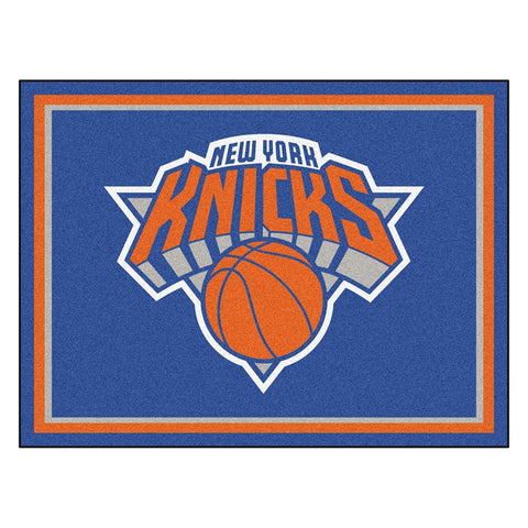 New York Knicks NBA 8ft x10ft Area Rug