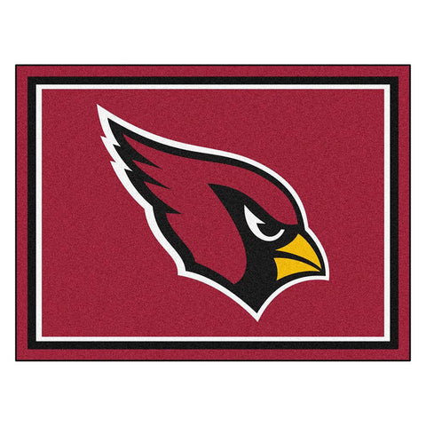 Arizona Cardinals NFL 8ft x10ft Area Rug