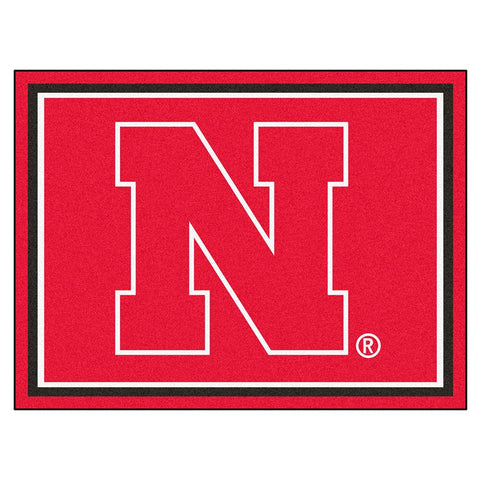 Nebraska Cornhuskers NCAA 8ft x10ft Area Rug