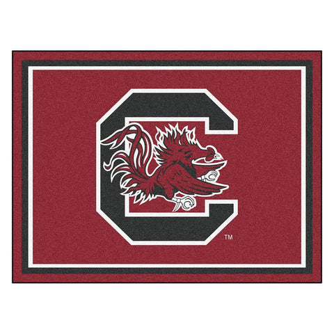 South Carolina Gamecocks NCAA 8ft x10ft Area Rug