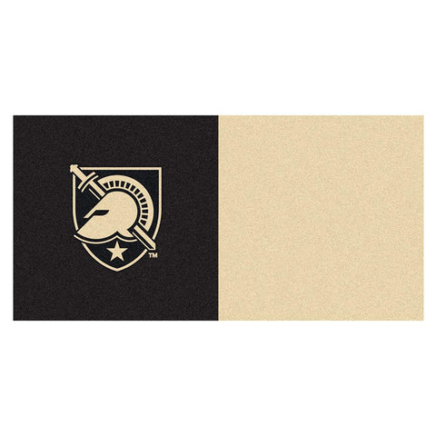 Army Black Knights NCAA Carpet Tiles (18x18 tiles)