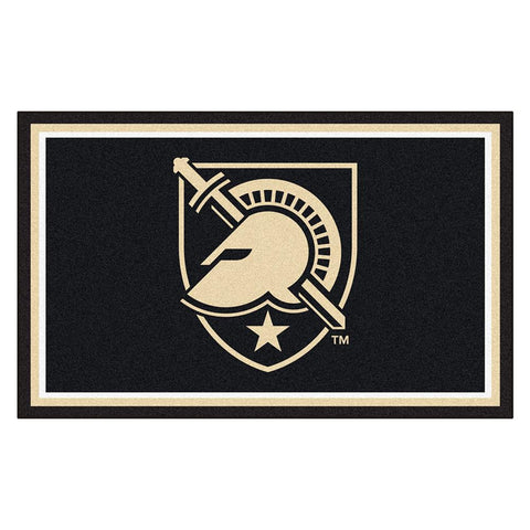 Army Black Knights NCAA 4x6 Rug (46x72)