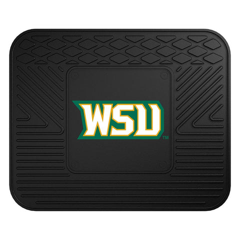 Wright State Raiders NCAA Utility Mat (14x17)