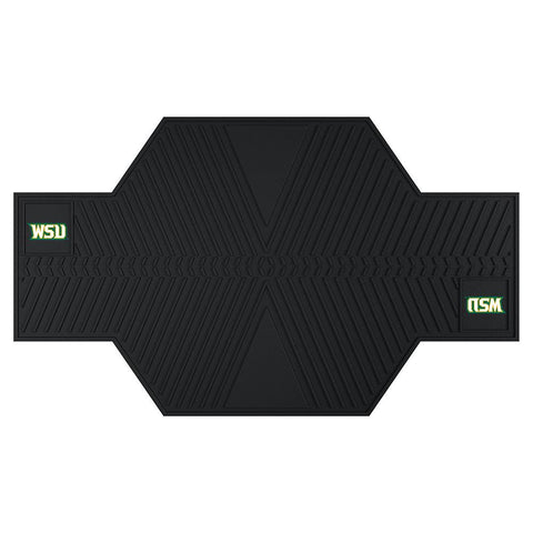 Wright State Raiders NCAA Motorcycle Mat (82.5in L x 42in W)