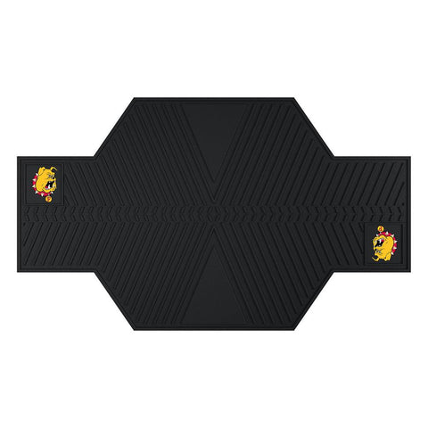 Ferris State Bulldogs NCAA Motorcycle Mat (82.5in L x 42in W)