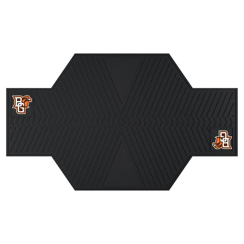 Bowling Green Falcons NCAA Motorcycle Mat (82.5in L x 42in W)