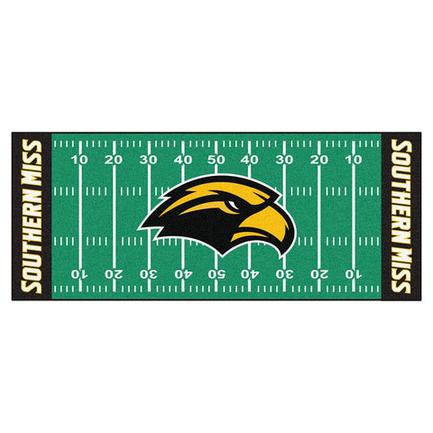 Southern Mississippi Eagles NCAA Floor Runner (29.5x72)