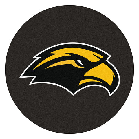 Southern Mississippi Eagles NCAA Puck Mat (29 diameter)