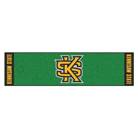 Kennesaw State Owls NCAA Putting Green Runner (18x72)