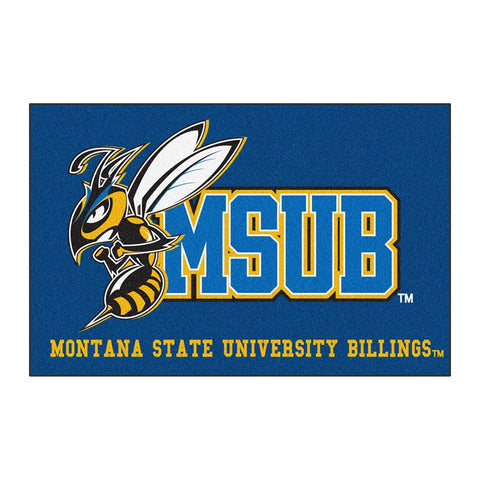 Montana State University Billings NCAA Starter Floor Mat (20x30)