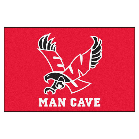Eastern Washington Eagles NCAA Man Cave Starter Floor Mat (20in x 30in)