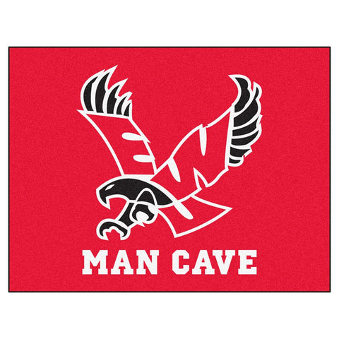 Eastern Washington Eagles NCAA Man Cave All-Star Floor Mat (34in x 45in)