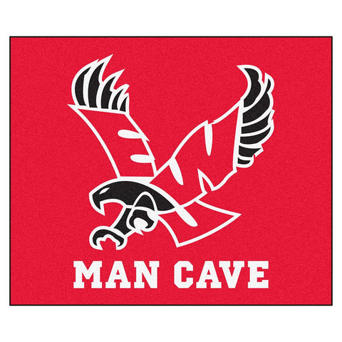 Eastern Washington Eagles NCAA Man Cave Tailgater Floor Mat (60in x 72in)