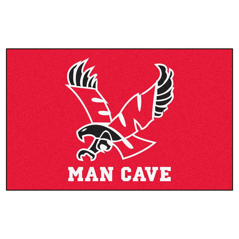 Eastern Washington Eagles NCAA Man Cave Ulti-Mat Floor Mat (60in x 96in)