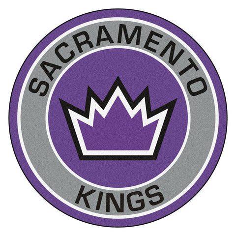 Sacramento Kings NBA Roundel Mat