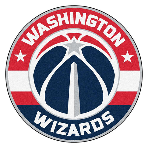 Washington Wizards NBA Roundel Mat
