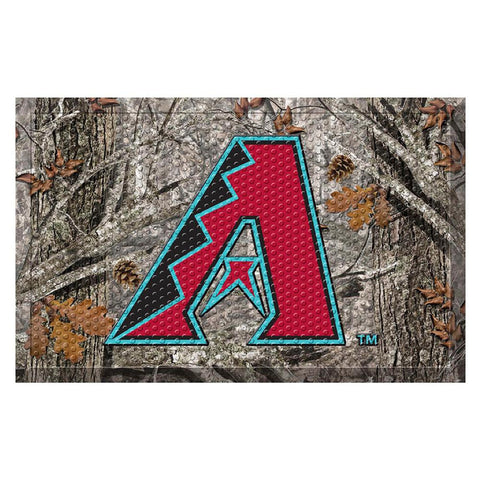 Arizona Diamondbacks MLB Scraper Doormat (19x30)