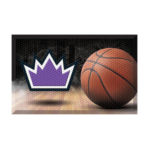Sacramento Kings NBA Scraper Doormat (19x30)