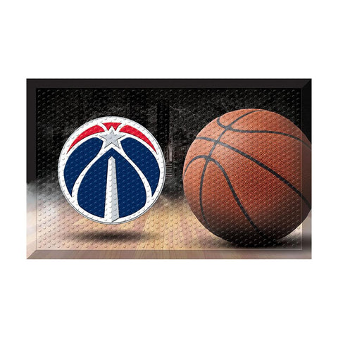 Washington Wizards NBA Scraper Doormat (19x30)