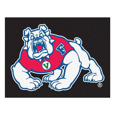 Fresno State Bulldogs NCAA All-Star Floor Mat (34in x 45in)