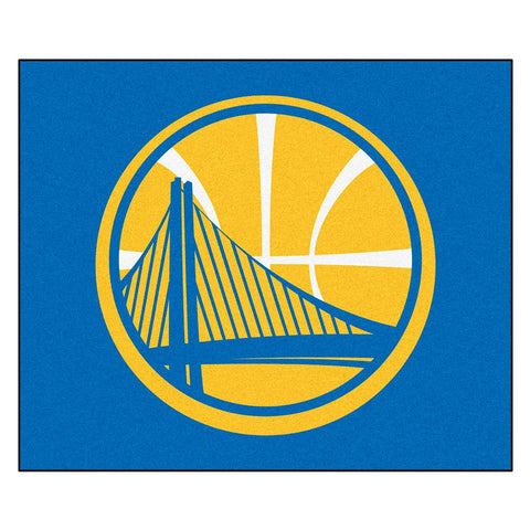 Golden State Warriors NBA 5x6 Tailgater Mat (60x72)