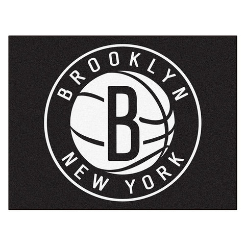 Brooklyn Nets NBA All-Star Floor Mat (34in x 45in)